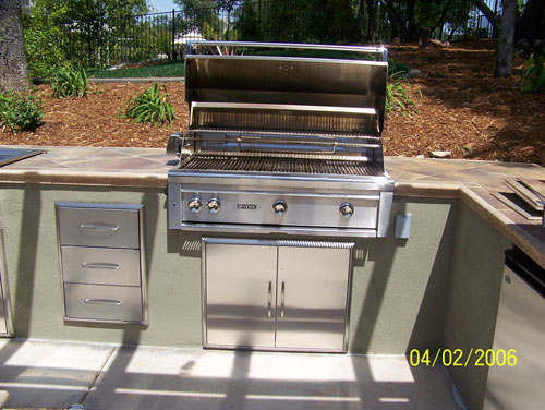 Outdoor Kitchen Livermore
